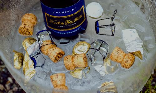 Champagne kontra musserende viner